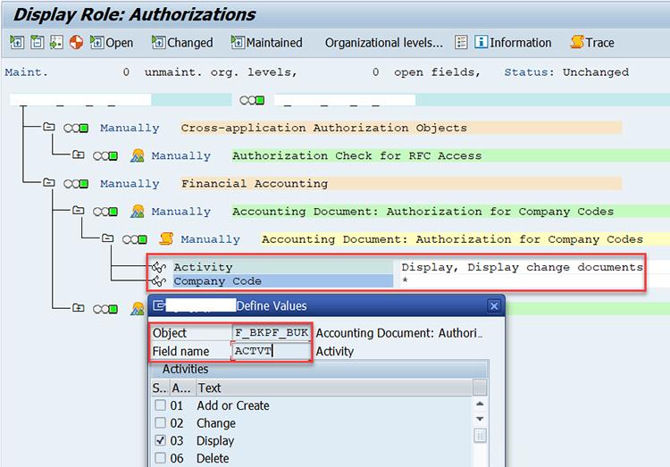 SAP权限管理的基本概念 图4