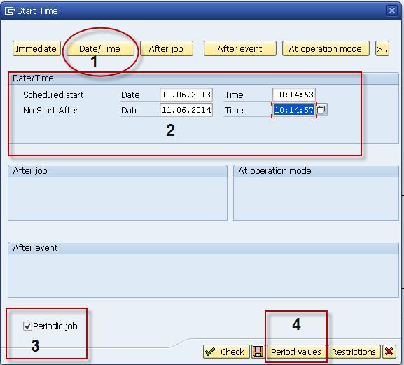 SAP 查询系统日志-追踪用户的更改记录 图5