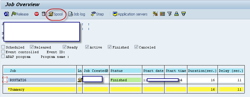 SAP 查询系统日志-追踪用户的更改记录 图9