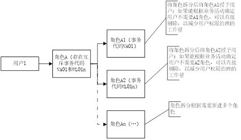 SAP系统实施权限治理方案 图2