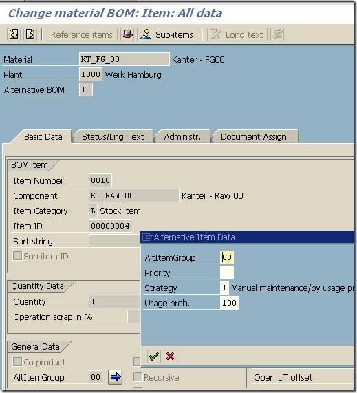 PP SAP最完整的替代及取代资料 follow up 图11