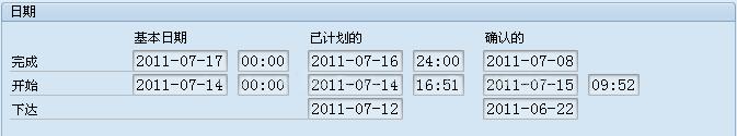 SAP生产订单归类总结 图2