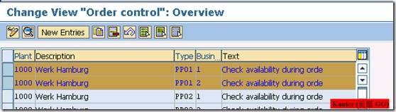 Availability Check 物料可用性检查 图3