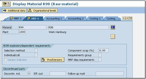 PP SAP最完整的替代及取代资料 follow up 图32
