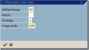 PP SAP最完整的替代及取代资料 follow up 图4