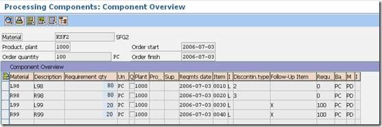 PP SAP最完整的替代及取代资料 follow up 图41