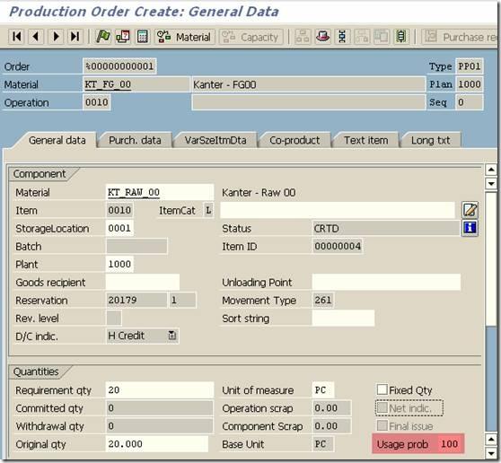 PP SAP最完整的替代及取代资料 follow up 图8