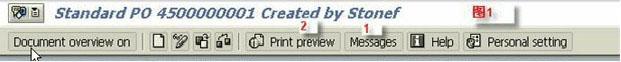 SAP MM模块:如何查找PO采购订单配置的打印form 图4