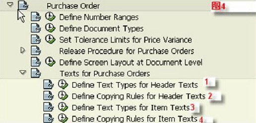 SAP MM模块:如何查找PO采购订单配置的打印form 图7