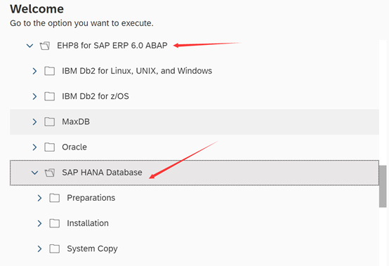 SAP HANA从升级到失败跑路 图4