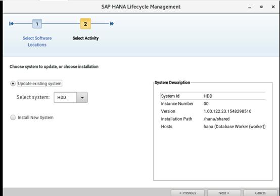 SAP HANA从升级到失败跑路 图8