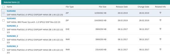 SAP HANA从升级到失败跑路 图1
