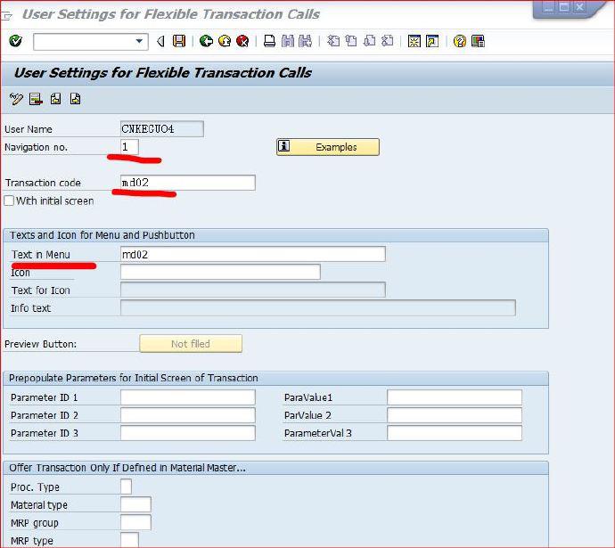 如何在SAP屏幕上自定义按钮 图3