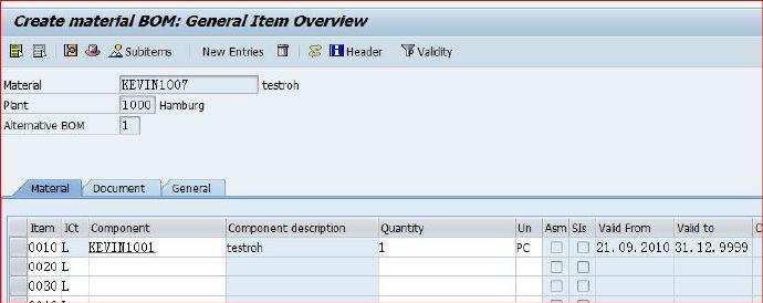 SAP多级外协业务应用 图7