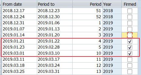 SAP 工厂日历的应用-绝对干货 图3
