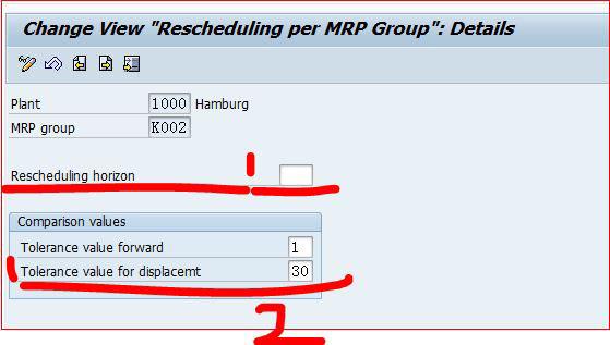 SAP MRP Group  的运用分享 图3