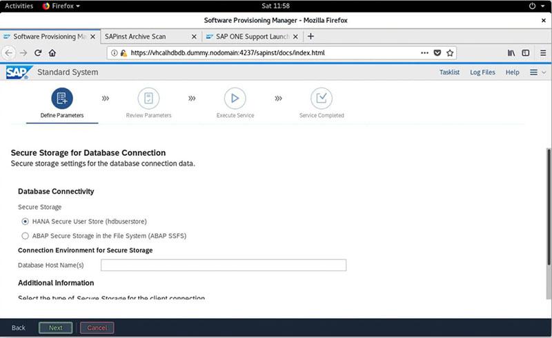 SAP S/4HANA 2020安装实录 图32