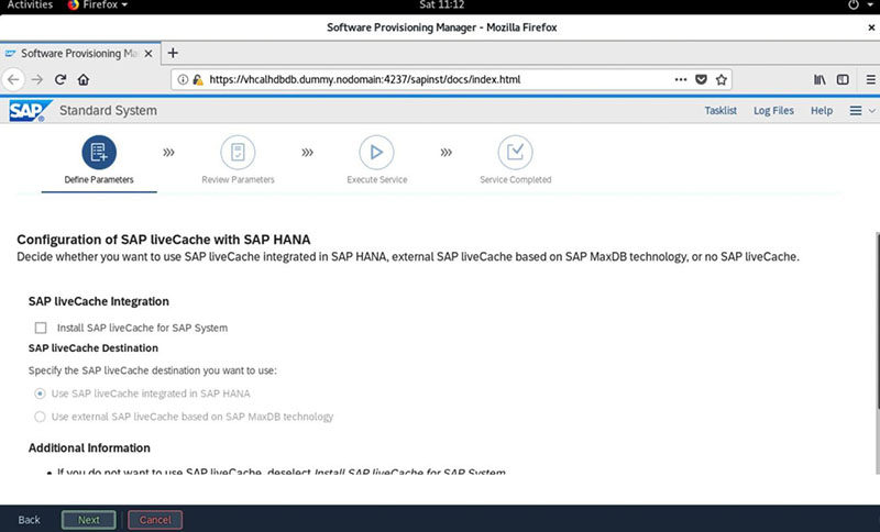 SAP S/4HANA 2020安装实录 图27
