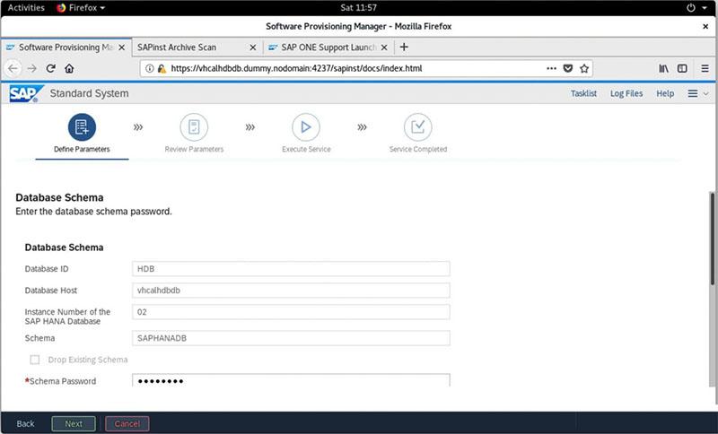 SAP S/4HANA 2020安装实录 图31
