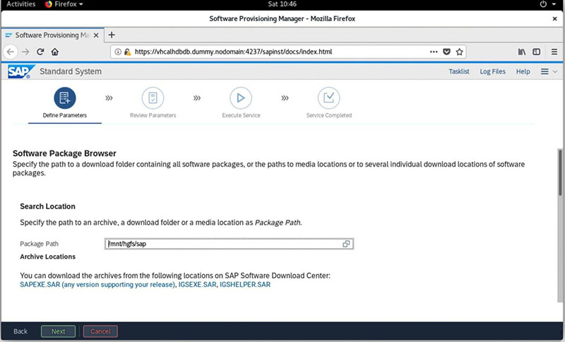 SAP S/4HANA 2020安装实录 图25