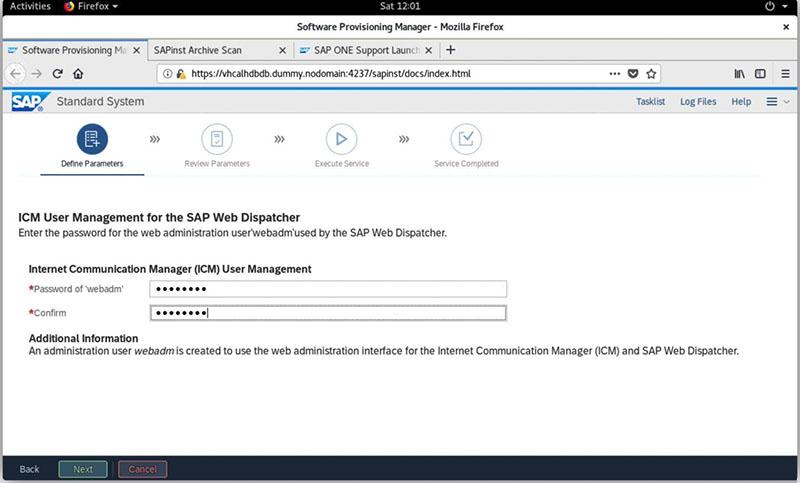 SAP S/4HANA 2020安装实录 图36
