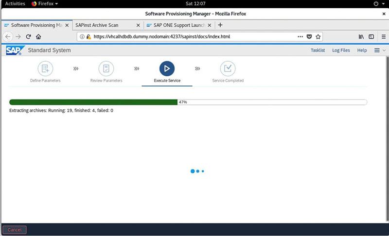 SAP S/4HANA 2020安装实录 图44