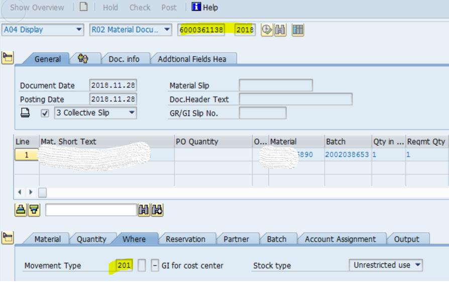 SAP MM 不常用事务代码之MBSL 图2