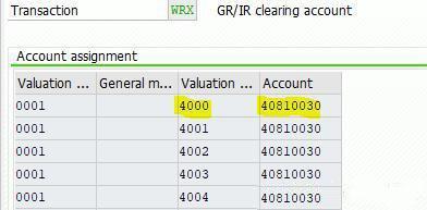SAP采购订单科目分配类别P与Q解析 图11