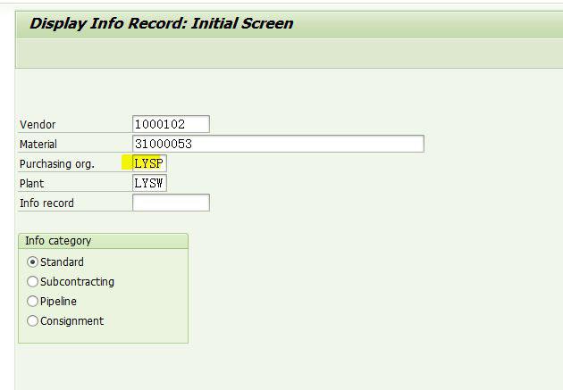 SAP MM ME57界面看到的供应源跟Source List主数据不一致? 图3