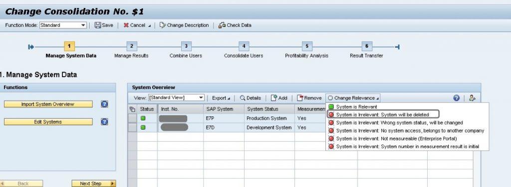 SAP License审计 USMM SLAW2 介绍 图7