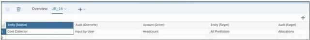 赛锐信息 SAP分析|分摊系列二:使用覆盖维进行分摊 图3