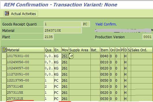 SAP 散装物料(Bulk material)的使用 图3
