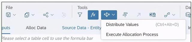 赛锐信息 SAP分析|分摊系列二:使用覆盖维进行分摊 图6