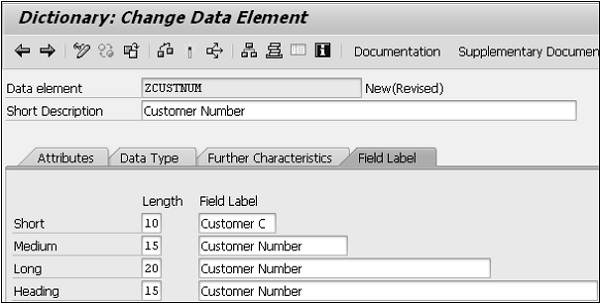 SAP ABAP 表 图4
