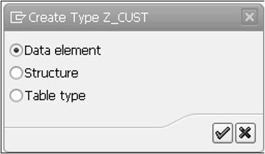 SAP ABAP 数据元素 图3