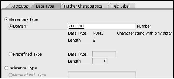 SAP ABAP 表 图3