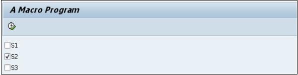 赛锐信息:SAP ABAP 宏 图3