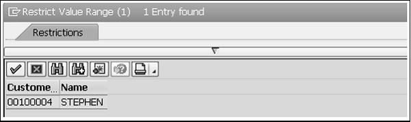 赛锐信息:SAP ABAP 搜索帮助 图5