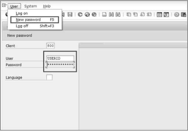 SAP ABAP 屏幕导航 图1