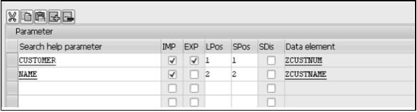 赛锐信息:SAP ABAP 搜索帮助 图3
