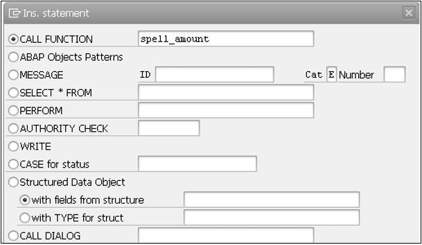 赛锐信息:SAP ABAP 功能模块 图3