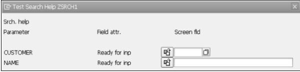 赛锐信息:SAP ABAP 搜索帮助 图4