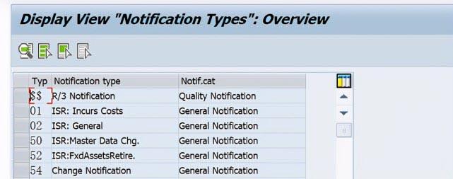 SAP PM 初级系列10 - 维护通知单相关的配置  图2