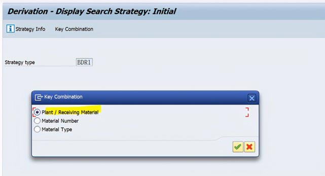 SAP PP 成品工单批次号跟所消耗的半成品批次号一致 图12