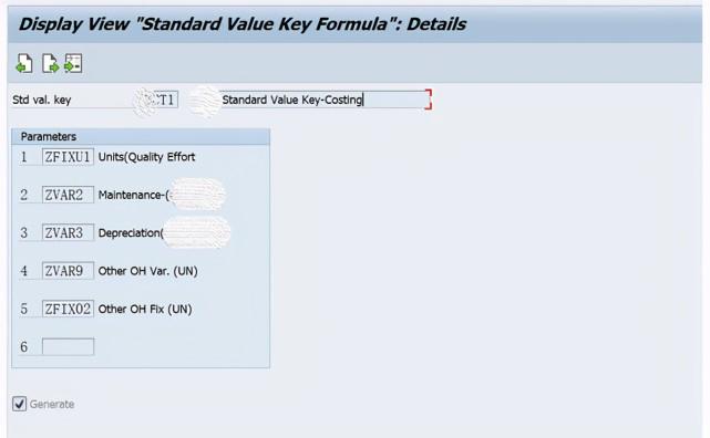 SAP PM 初级系列5 - 工作中心相关的配置 图11