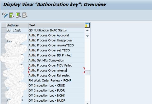 SAP PM 初级系列3 - 主数据相关的基础设置  图4