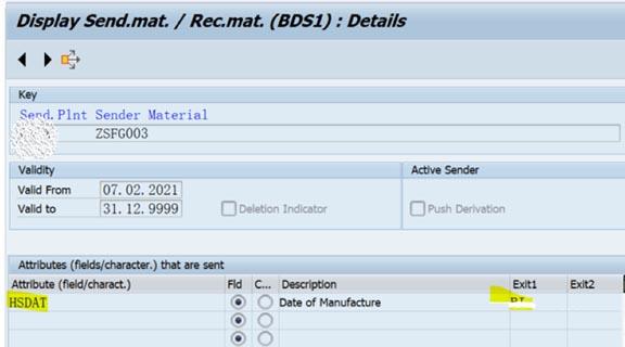 SAP Batch Derivation功能初探 图9
