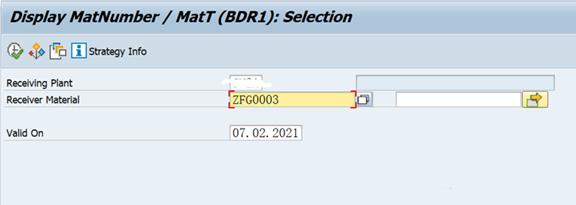 SAP Batch Derivation功能初探 图11