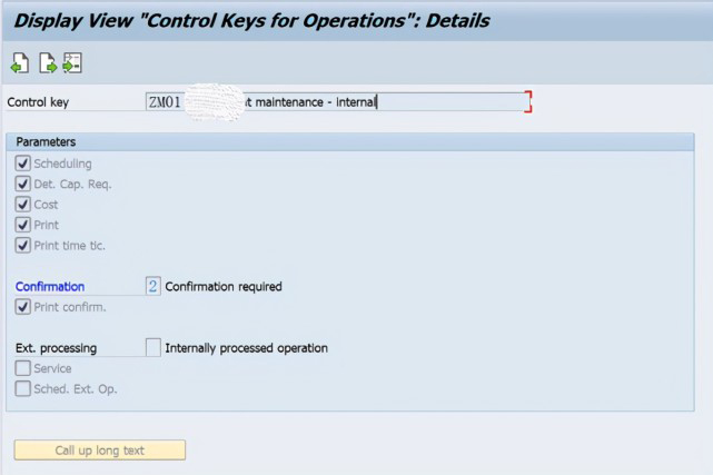 SAP PM 初级系列5 - 工作中心相关的配置 图17