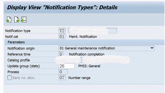 SAP PM 初级系列10 - 维护通知单相关的配置  图3